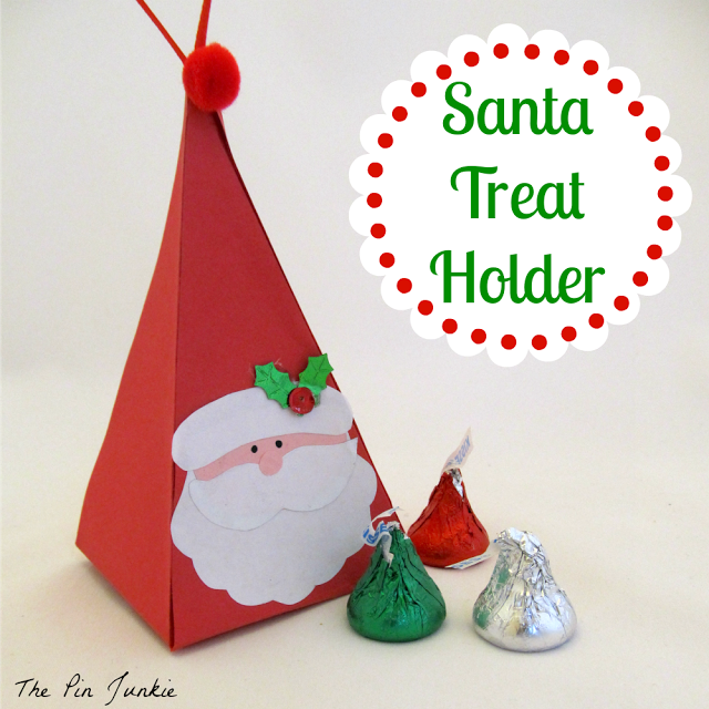 santa treat holder 2