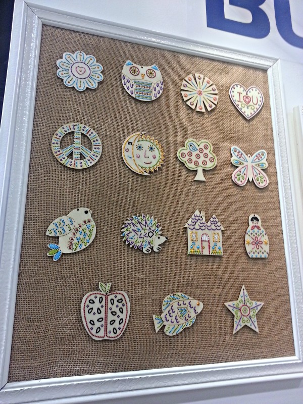 Wooden Needlework