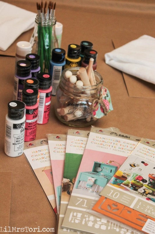 Hosting a Craft Party